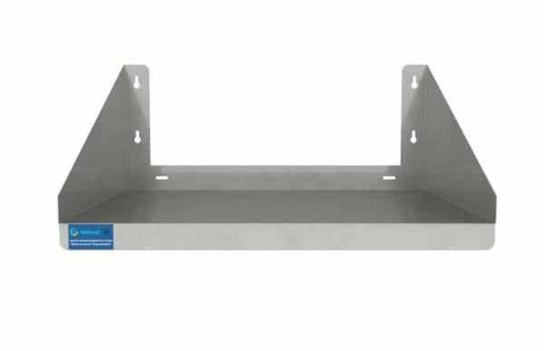 18″ X 24″ Stainless Steel Microwave Shelf